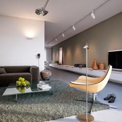 белый дизайн интерьера