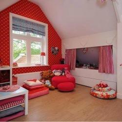 идеи для детской комнаты девочки