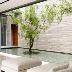 Дом в минималистичном стиле
