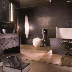 Шале Mont Blanc ванная комната