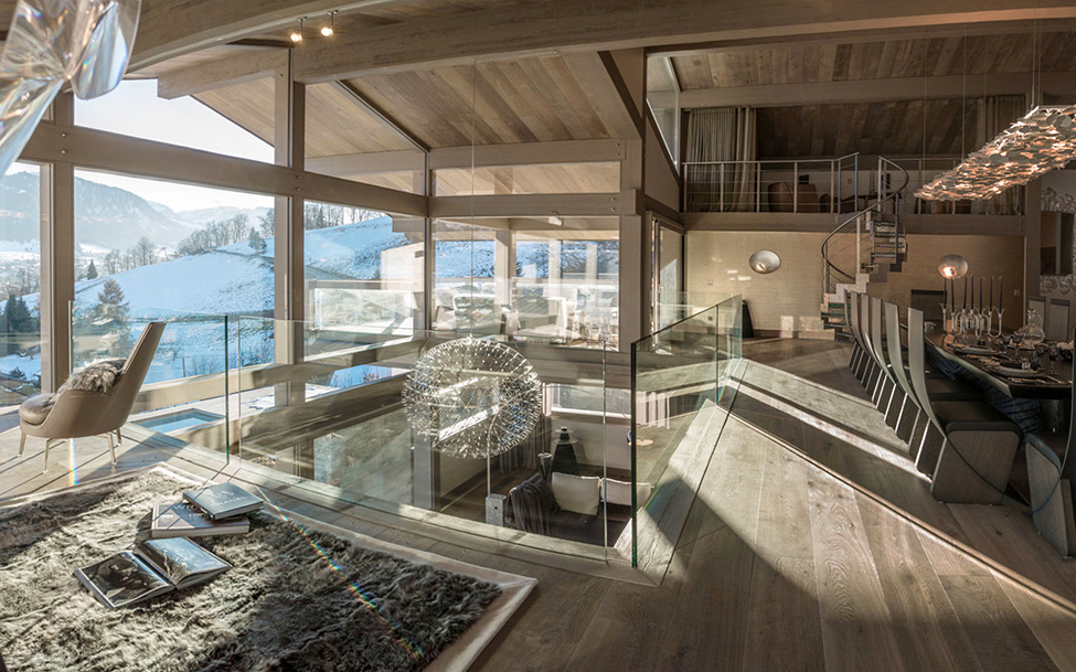Шале Mont Blanc