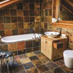 Шале Дзизу - ванная