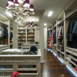 Вилла Belle Epoque - гардероб в женской зоне