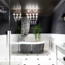 Вилла Belle Epoque - ванная