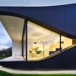 Зеркальные дома - форма здания